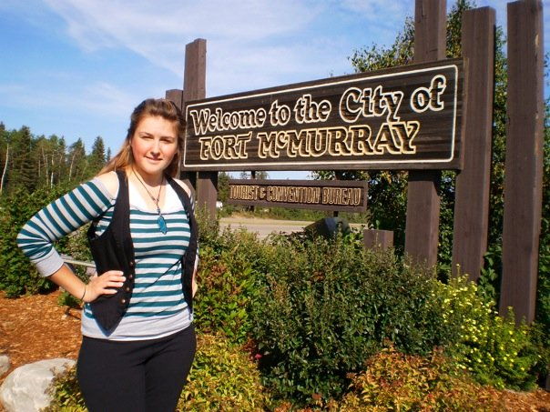 Emily in Fort McMurray