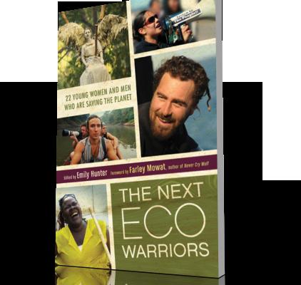 Book Release: The NextEco-Warriors