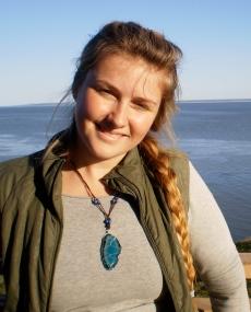 Emily Hunter age 25 - most recent- Photo by Vanessa Larkey copy